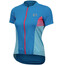 PEARL iZUMi Select Pursuit Short Sleeve Jersey Women atomic blue/aqua blue diffuse